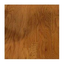 """3-1/4"""" Solid Oak Hardwood Flooring in Spice Brown"""