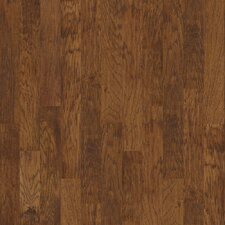 "5"" Engineered Hickory Hardwood Flooring in Cider"