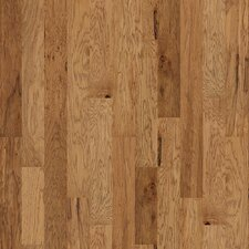 "Camden Hills 5"" Engineered Hickory Hardwood Flooring in Rawhide"