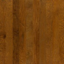 "5"" Engineered Hickory Hardwood Flooring in Sugarcane"