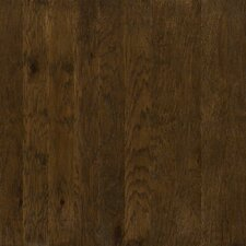 "5"" Engineered Hickory Hardwood Flooring in Bison"