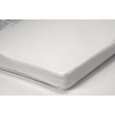 Latex Mattress Topper with Luxurious Stretch Knit Washable Cover
