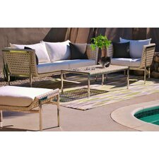 Twin Palms Lounge Seating Group with Cushion