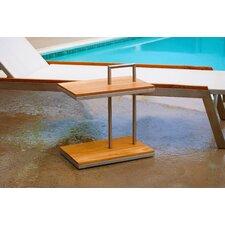 Deepwell Side Table - Teak