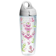 On The Water Anchors Away Water Bottle