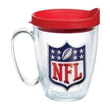 NFL Logo Mug with Lid