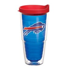 NFL Sapphire 24 Oz. Tumbler with Lid