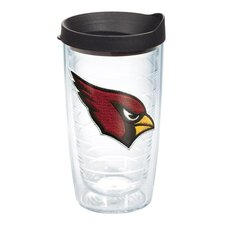 NFL 16 Oz. Tumbler with Lid
