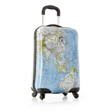 "Journey-Maps 21"" Spinner Suitcase"
