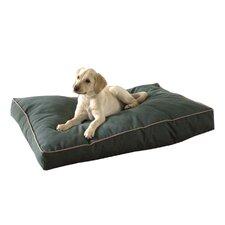 Indoor/Outdoor Khaki Cording Dog Pillow