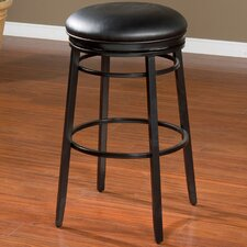 Silvano Swivel Bar Stool with Cushion