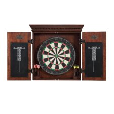 Cavalier Dart Board Set
