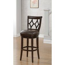 """Coventry 26"""" Swivel Bar Stool with Cushion"""
