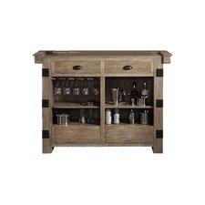 Armono Bar with Wine Storage
