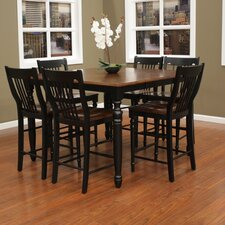 Berkshire 7 Piece Counter Height Pub Set