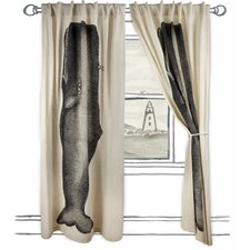 Moby Window Curtain