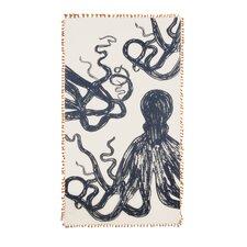 Octopus Sketch Scarf