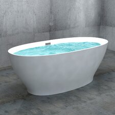 "65"" x 31.5"" Soaking Bathtub"