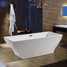 "66.93"" x 31.5"" Soaking Bathtub"
