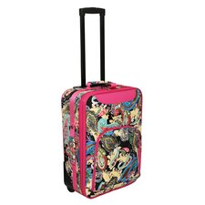 "20"" Carry-On Luggage Suitcase"