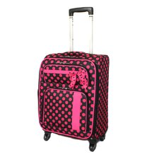 """Delight 19"""" Carry-On Spinner Suitcase"""