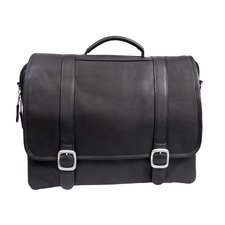 Willow Rock Leather Briefcase