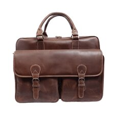 Sedona Leather Computer Briefcase