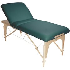 Hawaiian Lift Back Portable Table with Carry Case