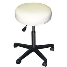 Height Adjustable Solutions Rolling Stool