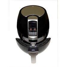 Smart Health Oil-Free LCD Deep Fryer with Rapid Air
