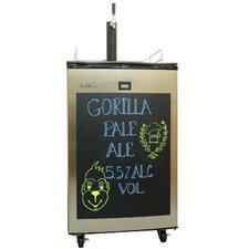 Kegerator Refrigerator Appliance Magnet Chalkboard