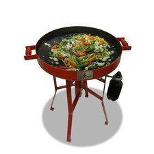 """24"""" Gas Grill with Heat Ring"""