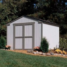 Marco Series 10 Ft. W x 12 Ft. D Wood Storage Shed