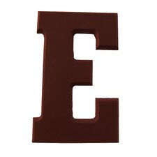 Decorative Solid Wood Routed Letter