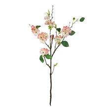 Apple Blossom Silk Flower Stem (Set of 6)