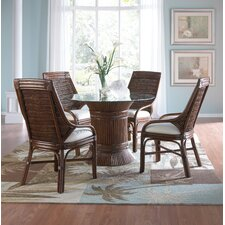 English Club 5 Piece Dining Set