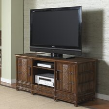 Polynesian TV Stand