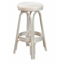 "Carmen 23"" Swivel Bar Stool with Cushion"