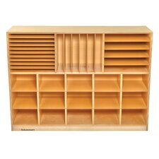 Durable Store-and-Stack Storage Unit