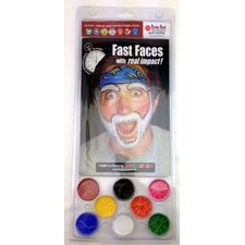 Fast Faces Water Based Paint