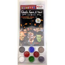 Ghouls, Gore and More Water Based Paint