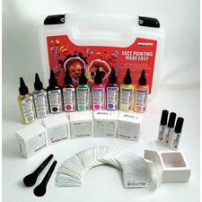 614 Piece Professional Glitter Kit