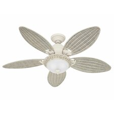 "54"" Caribbean Breeze 5 Blade Ceiling Fan"