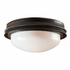 Marine II 2 Light Outdoor Ceiling Fan Light Kit