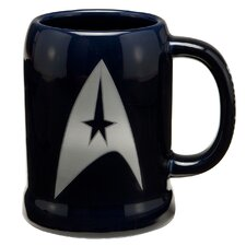 Star Trek 20 oz. Ceramic Stein