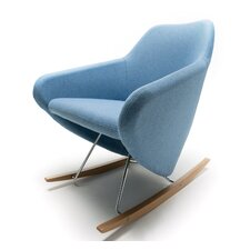 Taxido Rocking Chair with Headrest