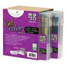 Gel Pen 48 Pack