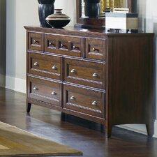 Harrison 7 Drawer Double Dresser