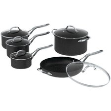 The Rock 10 Piece Cookware Set
