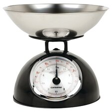 Kitchen Scale with Stainless Steel Bowl